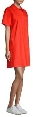 Eileen Fisher Cotton Poplin Dress