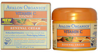 Avalon Organics Vitamin C Renewal Cream 59.0 ml Skincare