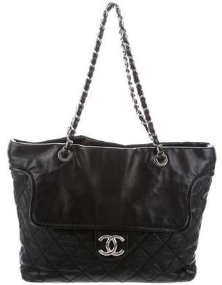 d2cc4fd018a3 Chanel Black Quilted Leather Handbags - ShopStyle