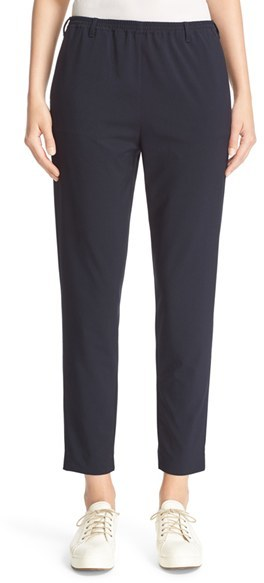 Women's Armani Jeans Elastic Waist Pants
