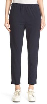 Women's Armani Jeans Elastic Waist Pants $270 thestylecure.com