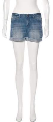 Michael Kors Denim Mini Shorts