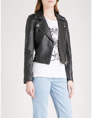 Claudie Pierlot Leather jacket