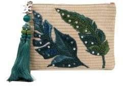 Sam Edelman Sheila Embellished Convertible Clutch