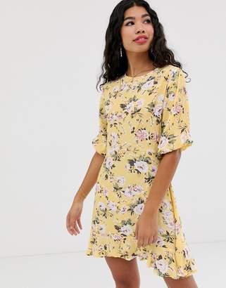 Faithfull The Brand Faithfull jeanette floral mini dress
