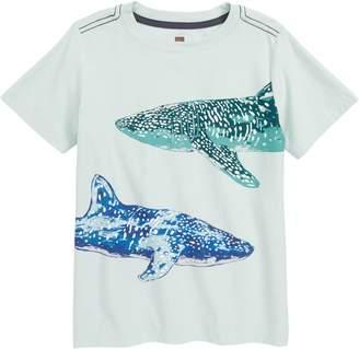 Tea Collection Whale Shark T-Shirt