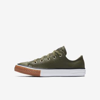 Nike Converse Chuck Taylor All Star No Gum In Class Low Top Boys Shoe