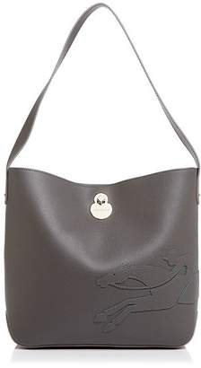 Free Shipping  150+ at Bloomingdale s · Longchamp Shop It Medium Leather  Hobo 17f00fb9147ee