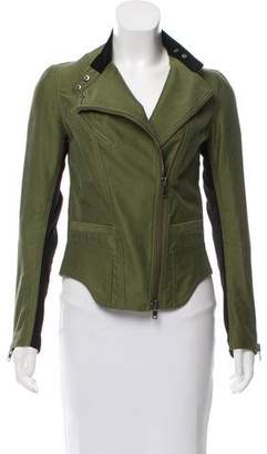 3.1 Phillip Lim Two-Tone Casual Jacket