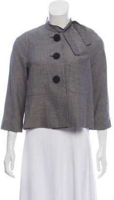 3.1 Phillip Lim Mandarin Collar Jacket