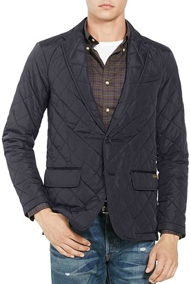 Polo Ralph Lauren Quilted Jacket $345 thestylecure.com
