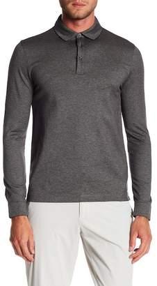 BOSS Paver Long Sleeve Polo Shirt