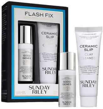 Sunday Riley Flash Fix Kit