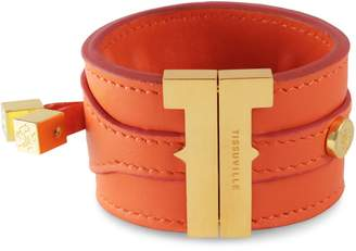 Tissuville - Solo Bracelet Clementine Gold
