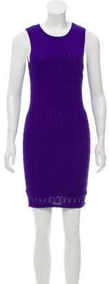 Torn By Ronny Kobo Sleeveless Knit Mini Dress w/ Tags