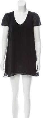 Reformation Simple Mini Dress