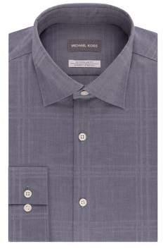 Michael Kors Regular-Fit Airsoft Stretch Dress Shirt