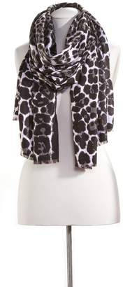 Giftcraft Inc. Leopard Print Scarf