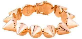Eddie Borgo Large Cone Bracelet