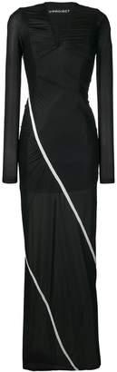 Y/Project Y / Project stretch maxi dress