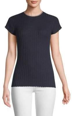 Joie Filana Ribbed Shirt