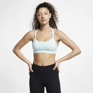 6ee0b1cf3f Nike Women s Light Support Sports Bra Favorites Strappy