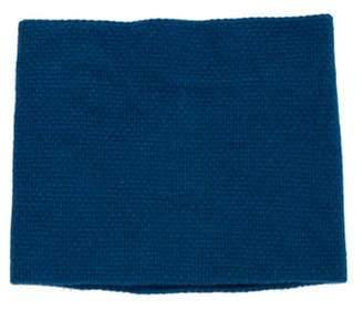 The Elder Statesman Cashmere Knit Snood
