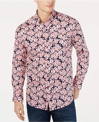 Club Room Men Altona Floral Graphic Shirt