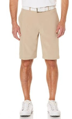 Hogan Ben Men's Performance Flat Front Active Flex Waistband Four Way Stretch Shorts