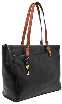 Fossil Rachel Tote Handbags Black