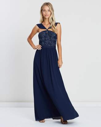 Review Liliana Maxi Dress
