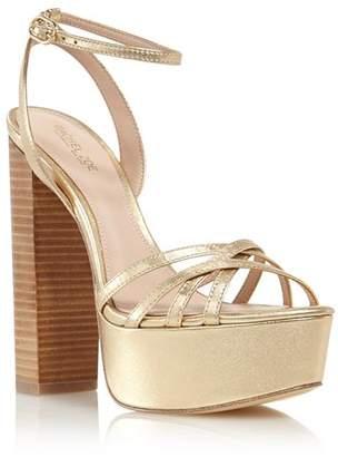 2a2728593e46 Rachel Zoe Women s Charlotte High-Heel Platform Sandals