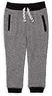 Splendid Baby Boy's Waffle Knit Jogger Pants