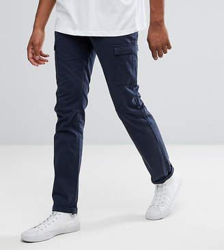 Bellfield TALL Straight Leg Cargo Pants