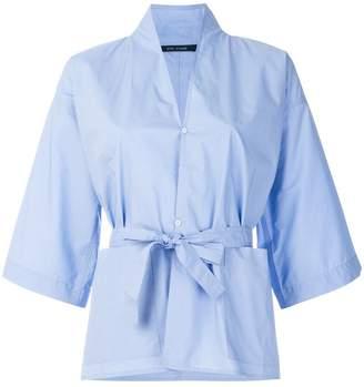 Sofie D'hoore tie waist shirt