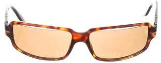 Persol Tinted Lens Sunglasses