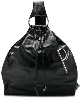 Patrizia Pepe Bucket Backpack