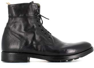 Alexander Hotto Lace-up Boot 54064
