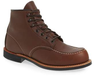 Red Wing Shoes 'Cooper' Moc Toe Boot
