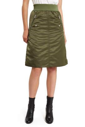 Acne Studios Sharne Bomber Skirt