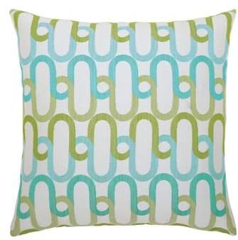 Poolside Link Indoor/Outdoor Accent Pillow