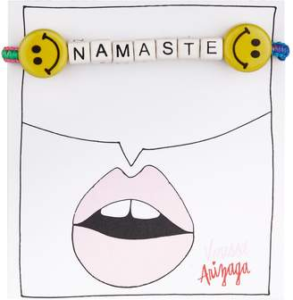 Venessa Arizaga Namaste Bracelet