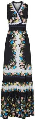 Erdem Nichole Floral Silk Gown