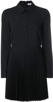 RED Valentino front button dress
