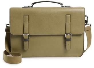 Ted Baker Country Crossgrain Messenger Bag