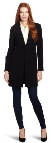 Vince Camuto Women's Long One Button Topper