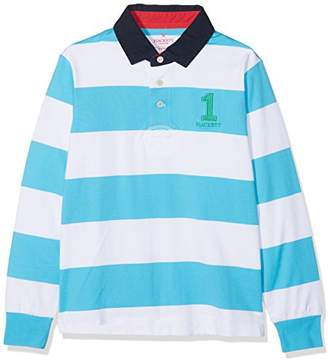 Hackett London Boy's Stripe RGB T-Shirt