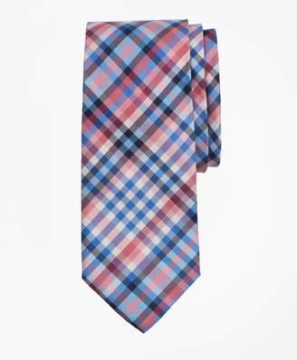 Brooks Brothers Boys Multi Plaid Tie