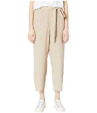 Eileen Fisher Lantern Ankle Pants