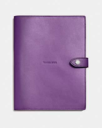 Coach Sketchbook In Glovetanned Leather